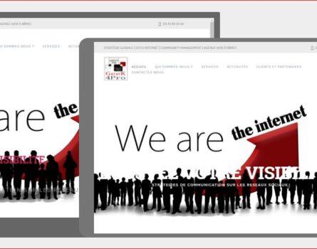 agence web geek4pro